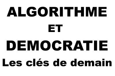 algorithme et démocratie